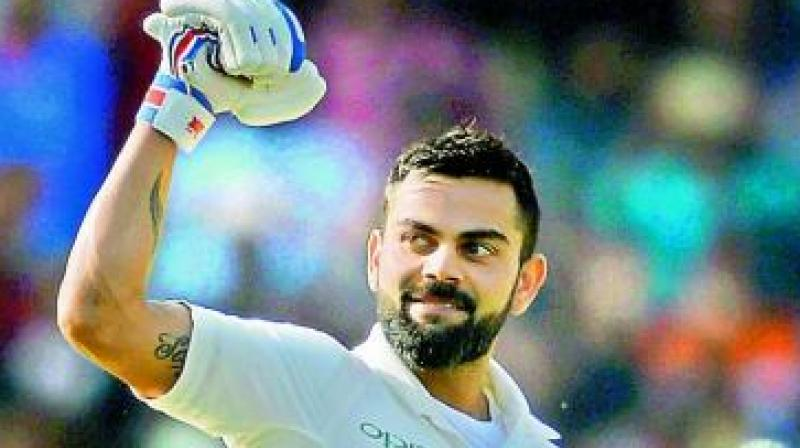 Virat Kohli, who was rested for the three-match T20 series against Bangladesh which India won 2-1, will lead the side for the two-match Test series on Thursday against the visitors. (Photo: File)