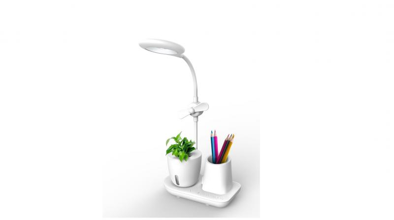 Additionally, it can also multitask as a mobile stand, mobile charger and pen stand.