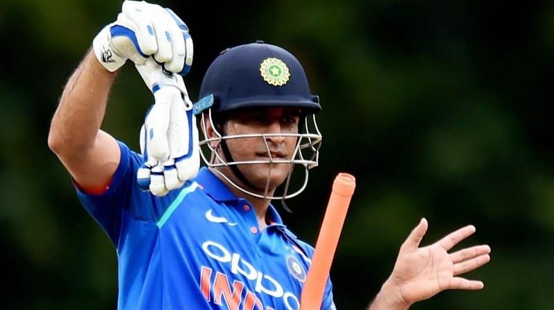 Mahendra Singh Dhoni (Photo: PTI)