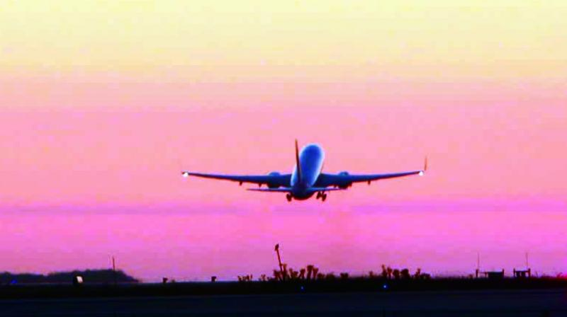 Domestic air traffic is forecast to rise by 14 to 16 per cent in financial year 2020, CAPA India said.