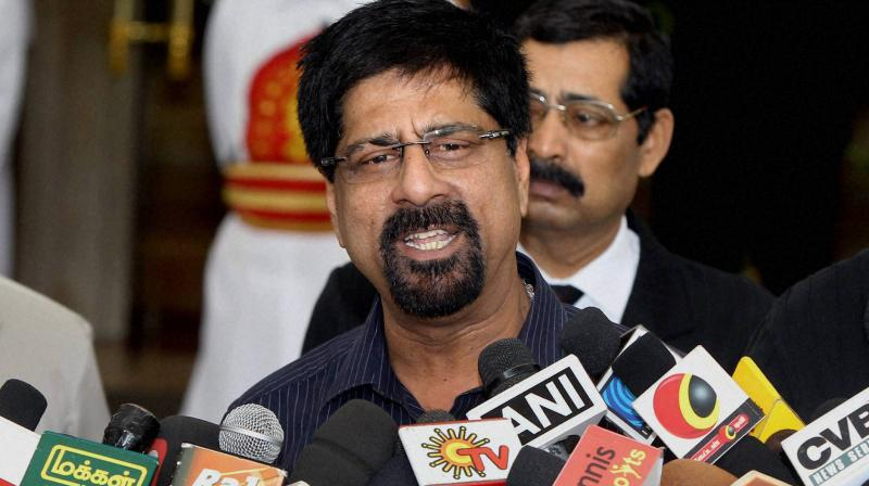 Srikkanth lauded fast bowler Jasprit Bumrah, who sent back South Africa opening pair Hashim Amla and Quinton de Kock in a devastating opening spell. (Photo: PTI)