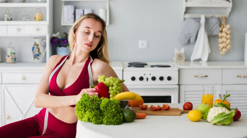 We have to pay close attention to the number of calories that we intake and burn every day