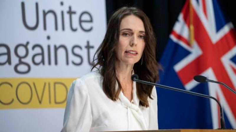 The new cases, the first since Jan. 24, forced Prime Minister Jacinda Ardern to return to the capital Wellington, skipping a gay pride event in Auckland that she was due to attend on Sunday afternoon. (AP)
