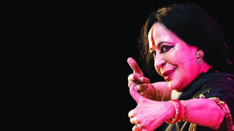 Sonal Mansingh (Photo: Inni Singh)