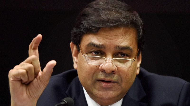 RBI governor Urjit Patel. (Photo: PTI)
