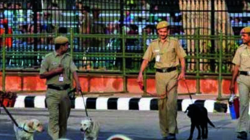 Code named 'Operation Lovely Roses', this is the first time when the ITBP's elite sniffer dog squad will sanitise the entire 5-km-long parade route.