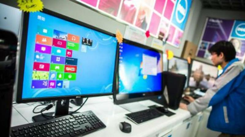 Commercial PC segment recorded 1.13 million unit shipment in Sept quarter, up 4.1 per cent from the preceding quarter.