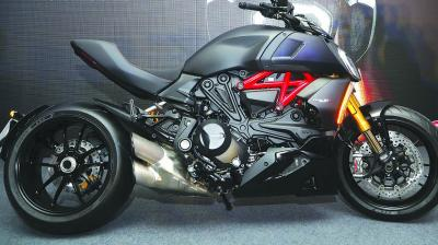 Ducati Diavel 1260 S to cost Rs 19 25 L