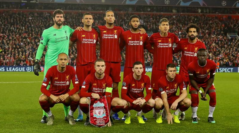 Holders Liverpool are approaching their last Champions League group game at Salzburg as if they are playing a final as they bid to reach the last 16, manager Juergen Klopp said on Monday. (Photo:Facebook)