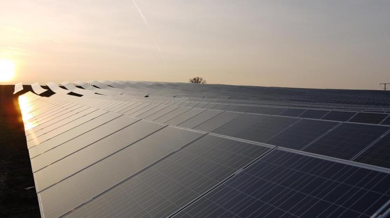 Vikram Solar is spearheading India's solar revolution with over 950MW EPC capacity portfolio including Commissioned and Under Execution, Rooftop and Ground-mounted projects. (Photo: Vikram Solar)