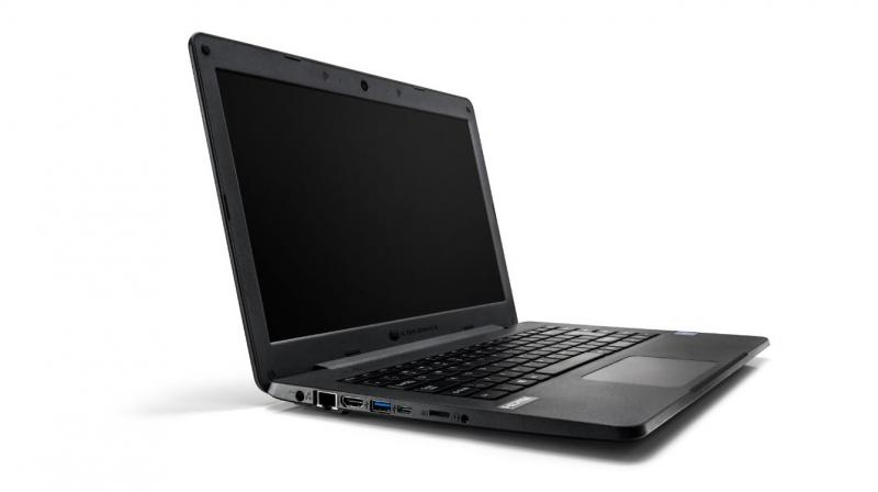 The laptops will be customised to cater to the varied requirements across sectors.