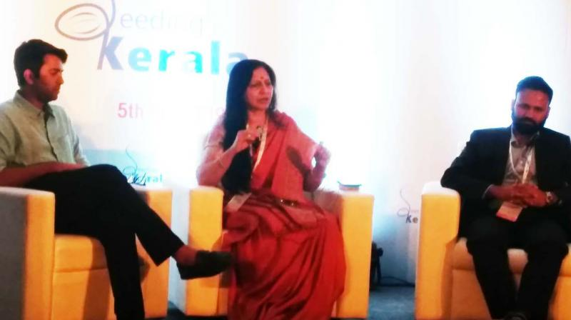 Three veteran investors -- Revathy Ashok, Ravi Kaushik and Shivam Shah – explained the art and science of early stage investing to High Net-worth Individuals (HNIs) and potential investors in the stage.