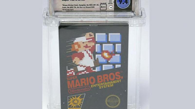 Nintendo reprinted Super Mario Bros. from 1985 to 1994 numerous times resulting in 11 different box variations