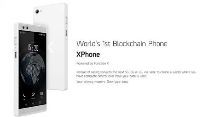 The XPhone in people's hands today will allow them to be some of the first to experience and shape the decentralized blockchain Internet with each phone.