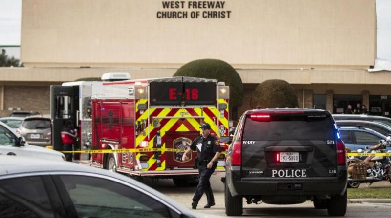 The authorities have not provided information about a possible motive. (Photo: AP)