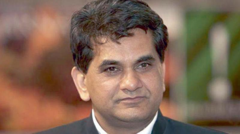 India is currently growing at over 7 per cent and if country has to grow at 9 per cent, then e-commerce will play major role, said NITI Aayog CEO Amitabh Kant.