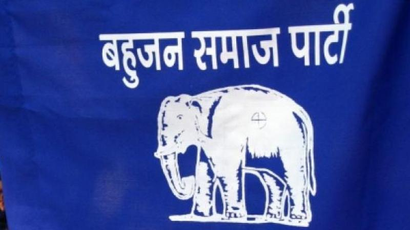 The BSP, apparently, wants to build atrocities on Dalits into a major poll issue for the 2019 Lok Sabha elections and dilute the BJP's 'Hindu First' campaign.