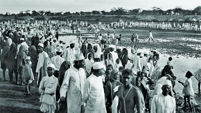 Dandi March, 7 April 1930.