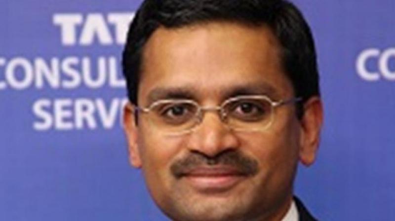 TCS CEO Rajesh Gopinath