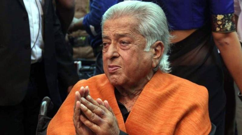 Shashi Kapoor.