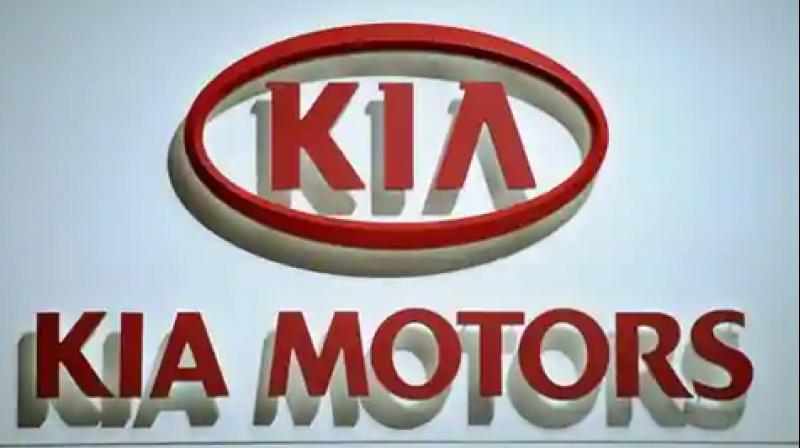 Kia Motors' exports hit hard, three plants in South Korea may be shut down. (AFP PHOTO)