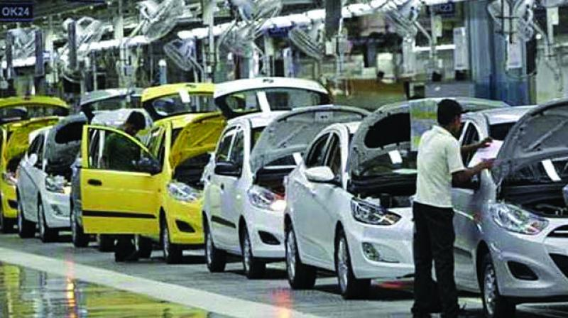 The auto components industry too had demanded a uniform GST of 18 per cent.