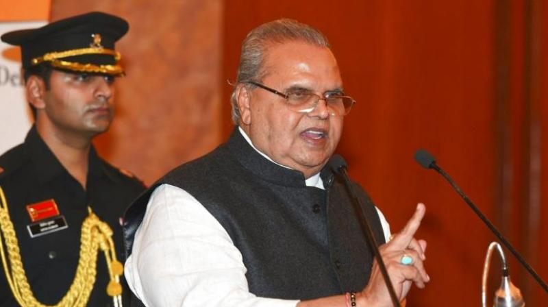 Jammu and Kashmir governor Satya Pal Malik expressed grief over the death of 18-year-old cricketer, Jahangir Ahmad War and announced Rs 5 lakh as ex-gratia to the family on Friday. (Photo: File)