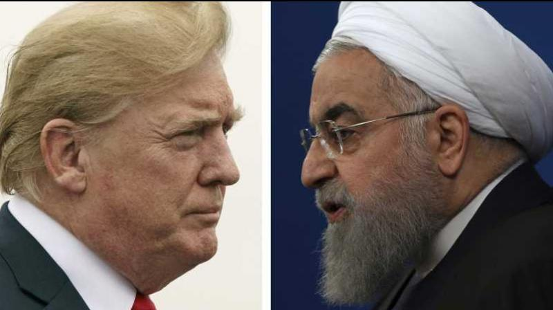 'I will certainly meet with Iran(ian leadership), if they want to,' the US President said. (Photo: AP)