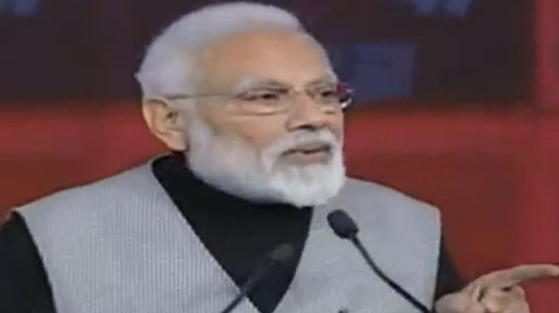 'No expert recommends farm loan waiver. Unlike the farm loan waiver, PM Kisan Samman is a long term measure to supplement farmer's income, said PM Narendra Modi. (Photo: India Today)