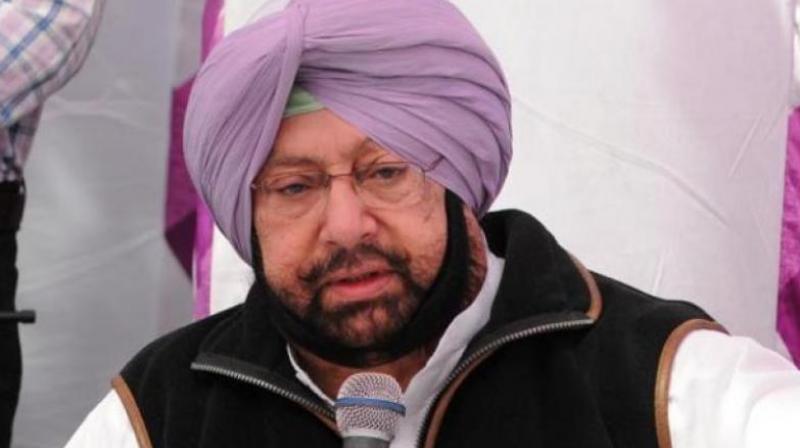 Punjab CM Amrinder Singh (Photo: PTI)