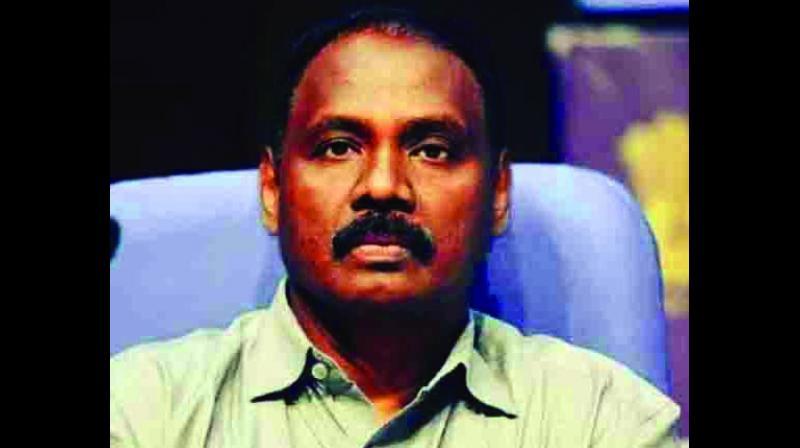 IAS officer Girish Chandra Murmu