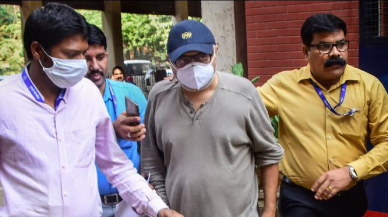 Dasgupta was arrested on December 24 last year and is in jail since then. (PTI)