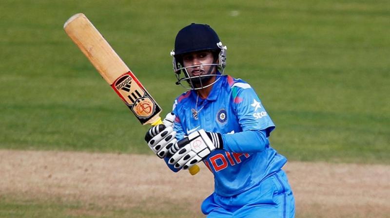 Raj has often been dubbed the 'Sachin Tendulkar of women's cricket'. (Photo: BCCI)
