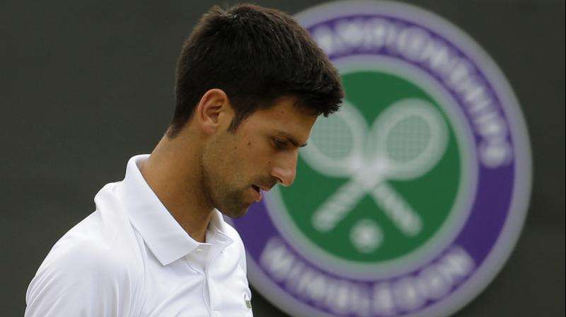 Djokovic would require a rest for six to 12 weeks, which will most likely rule him out of the rest of the ATP Tour season. (Photo: AP)