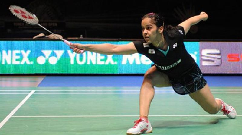 The Indian gave her everything to dominate the rallies and mixed her strokes. (Photo: AP)