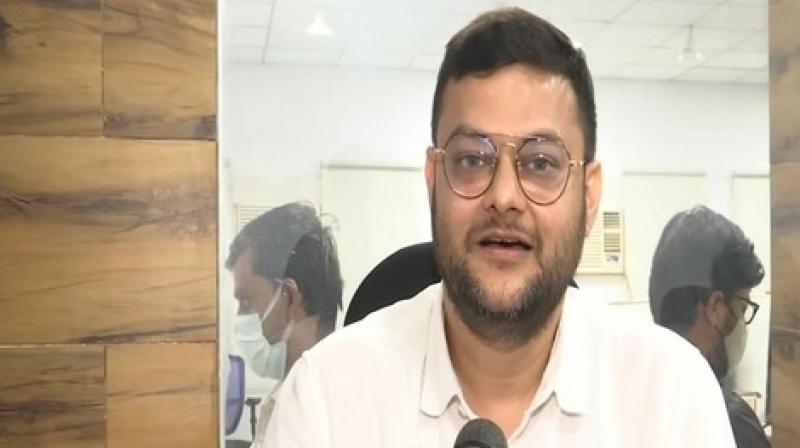Abhishek Jain, CEO of Verve Logic. (Photo: ANI)