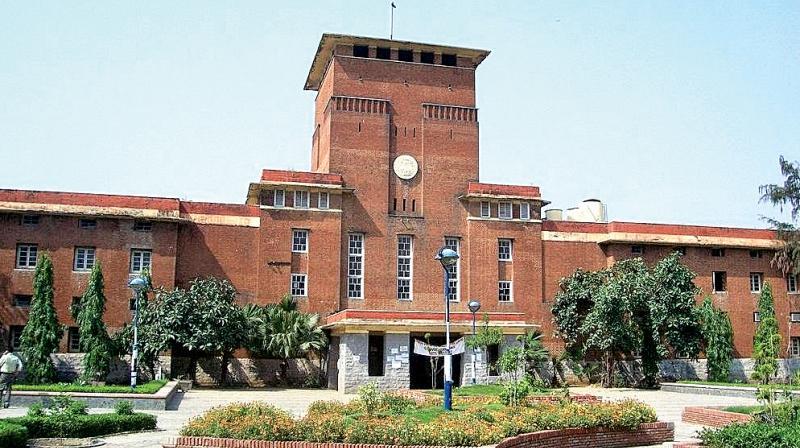 Delhi University (Photo: Asian Age)