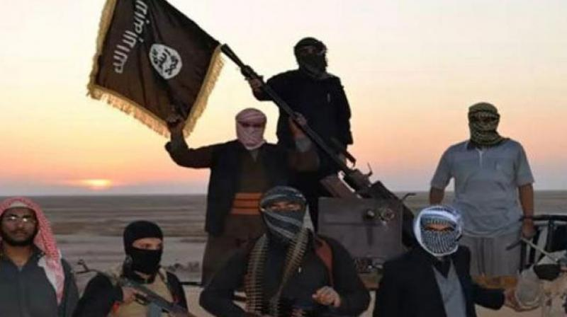 Islamic State fighters (Photo: AFP)