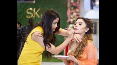www.asianage.com: Makeup Artist Shruti Kukreja Is Taking Beauty World By The Storm And How Delhi