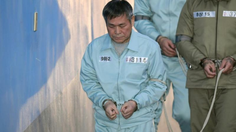 Eight women laid criminal complaints, and the court found Lee raped and molested them 'tens of times' over a long period. (Photo: AFP)