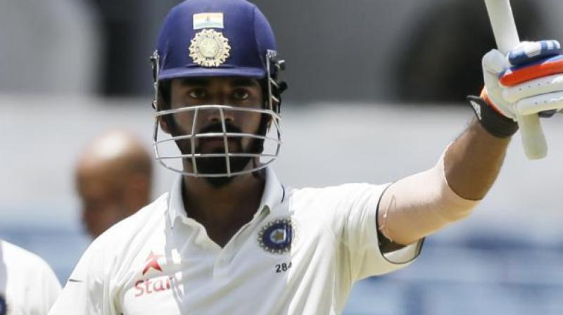 Rahul is hopeful that he will be able to score big against England. (Photo: AP)
