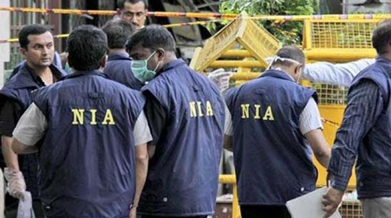 Government officials said that in order to empower the NIA to probe trafficking cases, the National Investigation Act, 2008, will have to be amended.