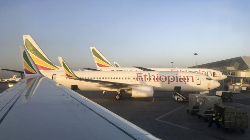 The Ethiopian Airlines statement suggested the crew left the throttles at take-off power because they intended to continue to climb. (Photo:AP)