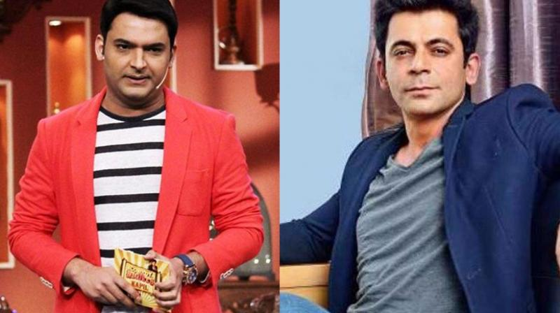 Fans were especially fond about the pairing between Kapil and Sunil on the show.