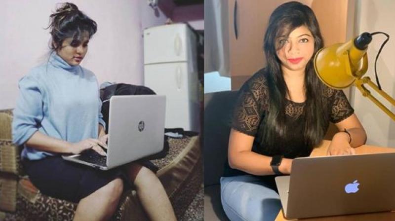 Jaypanee Singh Rajpoot & Riya Roy