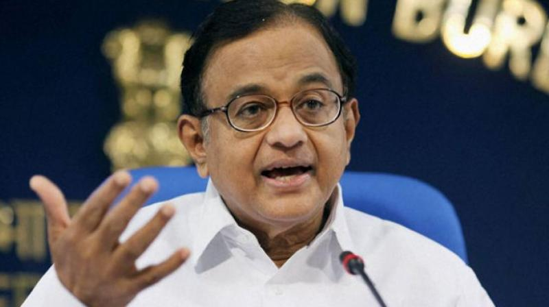 Former Finance Minister and senior Congress leader P Chidambaram has lauded the Narendra Modi government for its Clean Ganga initiative and the National Highway programme. (Photo: File)