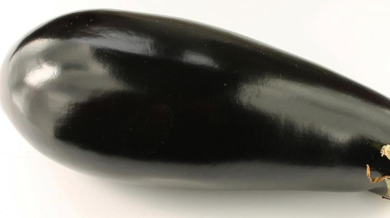 X-ray revealed the shocking extent of the harm caused by the eggplant showing how it had reached all the way inside and damaged one of his lungs (Photo: PIxabay)