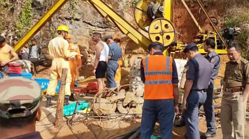 However, the National Disaster Response Force (NDRF), which has been engaged in the rescue operation since the day of the tragedy on December 13 last, will continue with their services. (Photo: AFP | File)