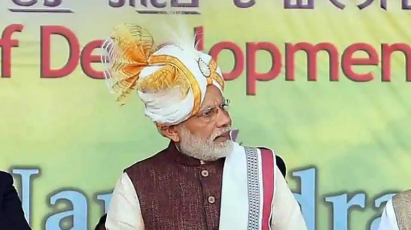 Addressing a rally in Imphal, Modi alleged that during previous governments, projects worth Rs 100 crore would be completed at an escalated cost of Rs 200-250 crore, and said this 'misuse' of national wealth made him impatient. (Photo: PTI)