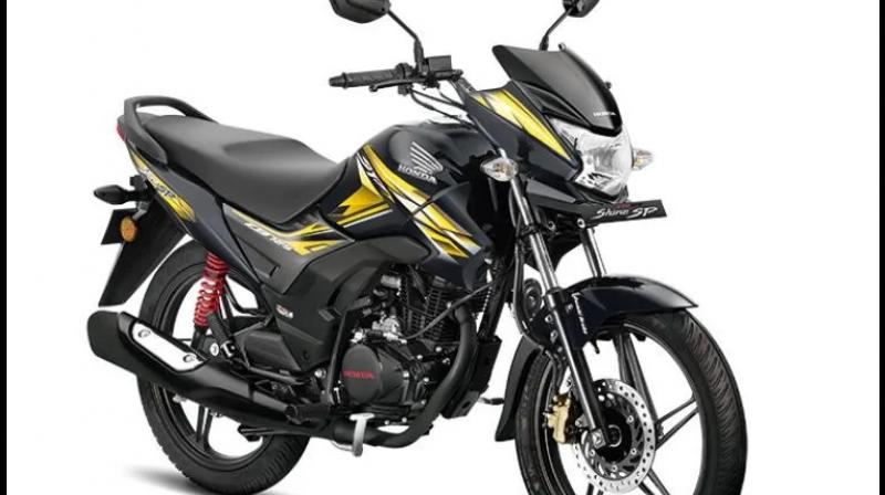 The BS6 Honda CB Shine is likely to feature design changes apart from emission compliance.